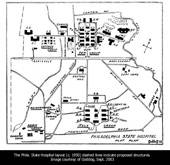 Gallery For Gt Pennhurst Asylum Map