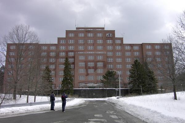 The Harlem Valley Psychiatric Hospital Page