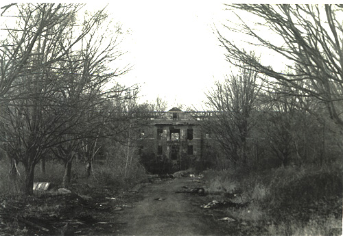 E-1 (c.1988) The main building on the east side of Byberry, formerly the Men's Campus